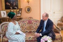 Lettres de Créance - Nigeria 2018