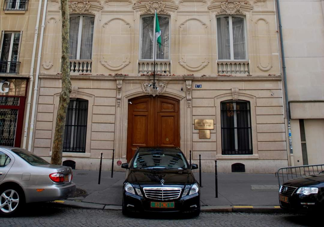 Embassy of Nigeria - France